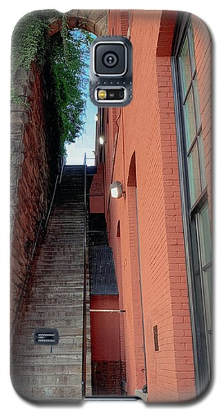 Exorcist Stairs Beauty Galaxy S5 Case