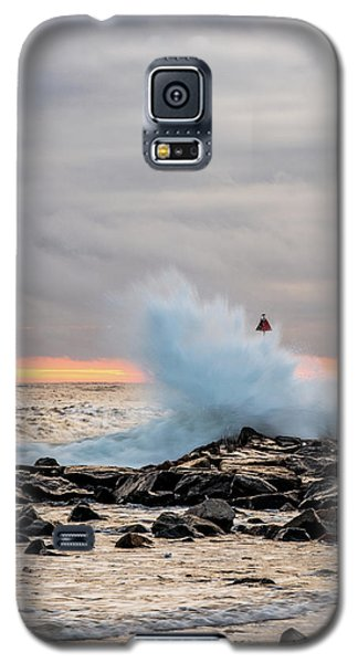 Explosive Sea 2 Galaxy S5 Case