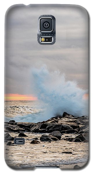 Explosive Sea 3 Galaxy S5 Case