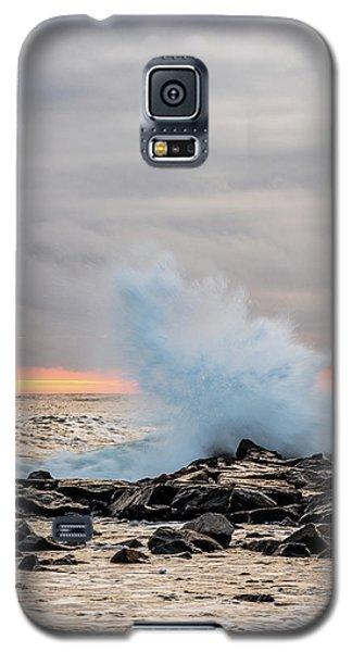 Explosive Sea 3 Galaxy S5 Case