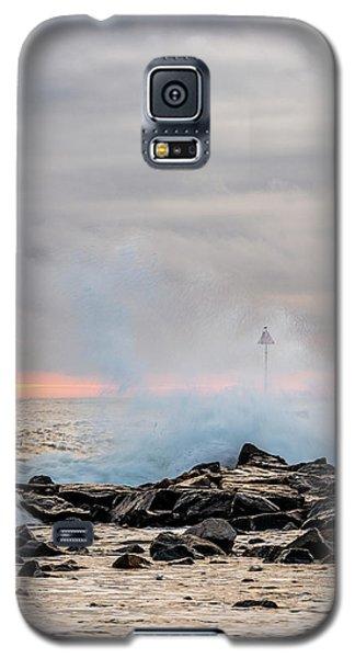 Explosive Sea 5 Galaxy S5 Case