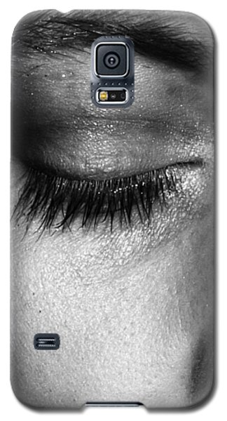 Eye, Closed  Galaxy S5 Case