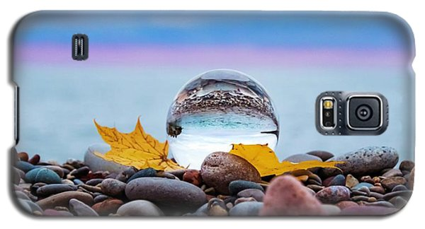 Eye Of The Calm Galaxy S5 Case