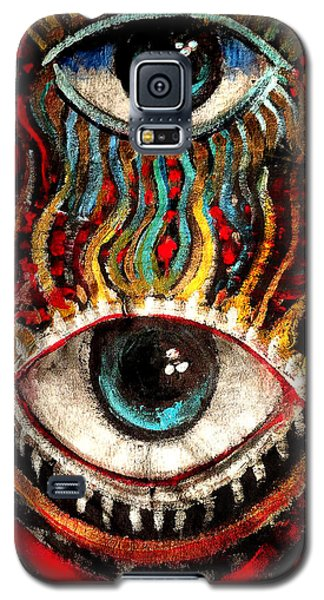 Eyes On You Galaxy S5 Case