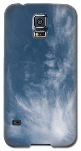 Face In Cloud Galaxy S5 Case