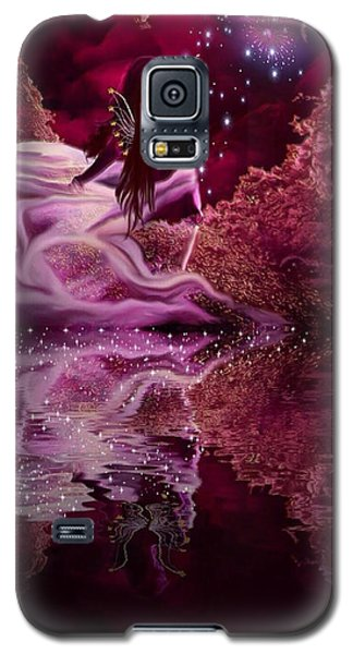 Face Of An Angel Galaxy S5 Case