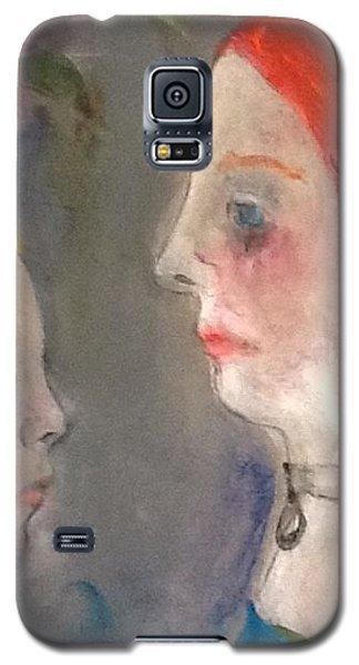Face To Face Galaxy S5 Case