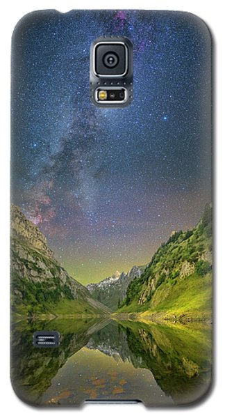 Faelensee Nights Galaxy S5 Case