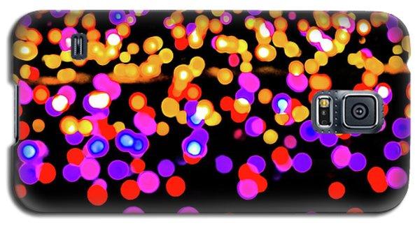 Fairy Lights 2 Galaxy S5 Case