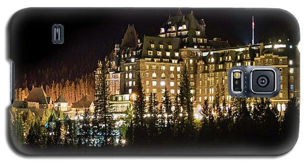 Fairmont Banff Springs Hotel Galaxy S5 Case