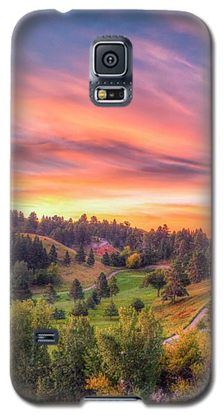 Fairytale Triptych 1 Galaxy S5 Case