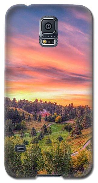 Fairytale Triptych 1 Galaxy S5 Case