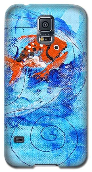 Fake Nemo Fish Galaxy S5 Case