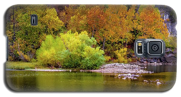 Fall Colors Of The Ozarks Galaxy S5 Case