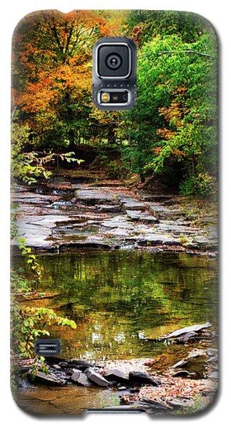 Fall Creek Galaxy S5 Case