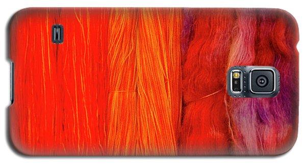 Fall Fibers 3 Galaxy S5 Case
