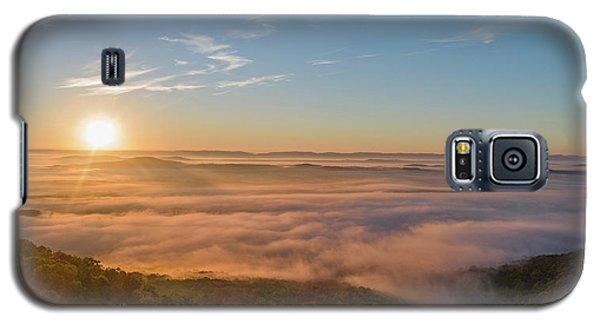 Fall Sunrise Galaxy S5 Case
