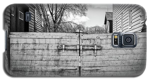 Farm Gate Galaxy S5 Case