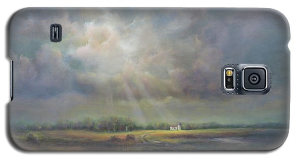 Farm In Spring Galaxy S5 Case