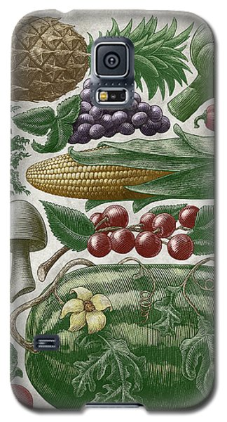 Farmer's Market - Color Galaxy S5 Case