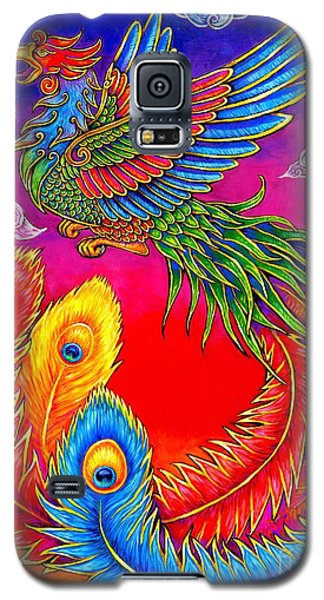 Fenghuang Chinese Phoenix Galaxy S5 Case