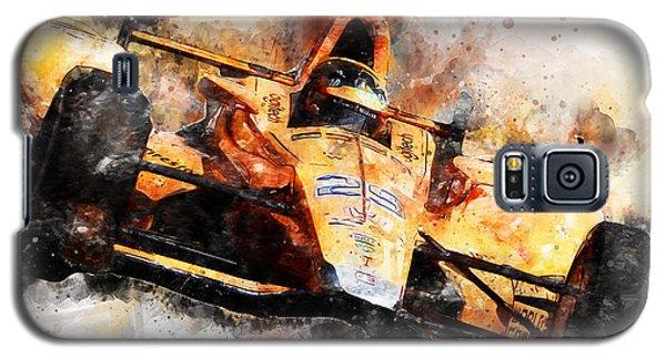 Fernando Alonso, Indy 500 - 04 Galaxy S5 Case