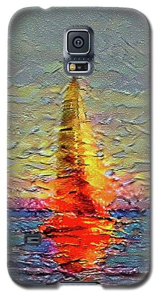 Fiery Kiss Galaxy S5 Case
