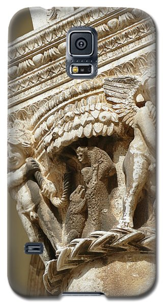 Figures On Capitals Of The Rector's Palace Galaxy S5 Case