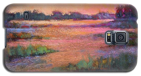 Fire Marsh Galaxy S5 Case