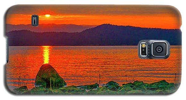 Fire Rock Galaxy S5 Case