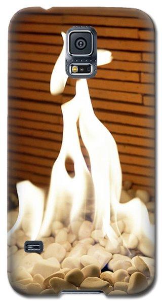 Fire Galaxy S5 Case