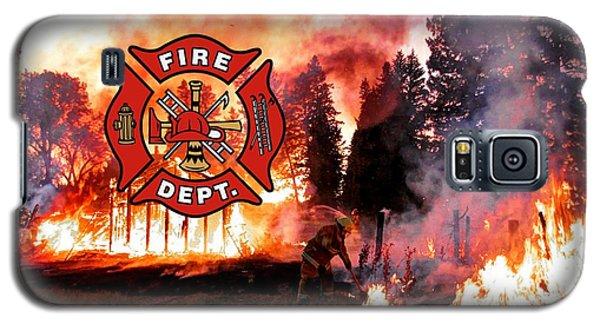 Firefighting 2 Galaxy S5 Case