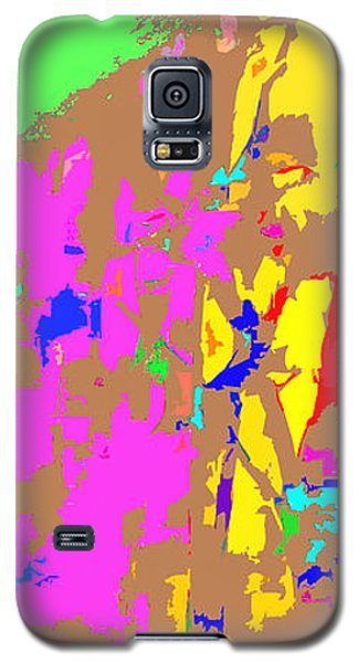 Fires And Passion Three Galaxy S5 Case