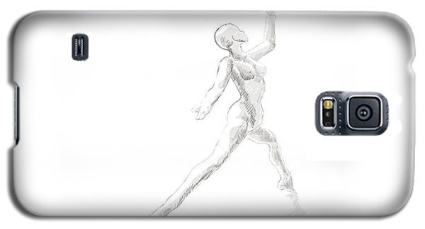 first Dance Galaxy S5 Case