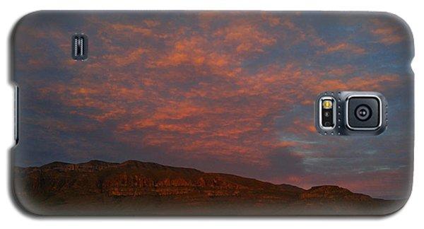 First Light Over Texas 3 Galaxy S5 Case