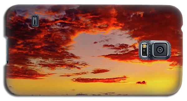 First November Sunset Galaxy S5 Case