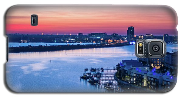 Firstlight Over Clearwater Galaxy S5 Case