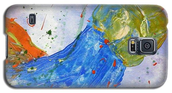 Fist Of Steel Galaxy S5 Case