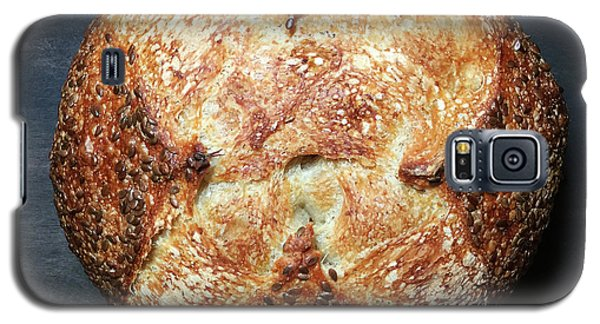 Flax Seed Sourdough 1 Galaxy S5 Case