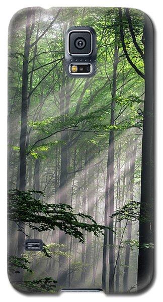Fleeting Beams Galaxy S5 Case