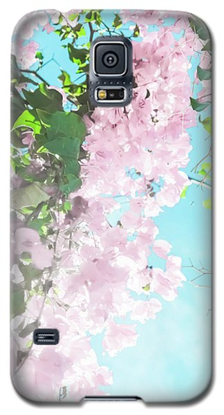 Floral Dreams IIi Galaxy S5 Case