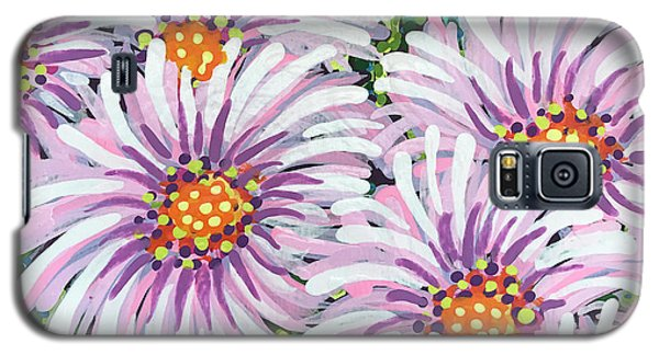 Floral Whimsy 1 Galaxy S5 Case