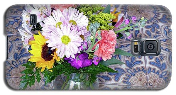 Flower Bouquet  Galaxy S5 Case