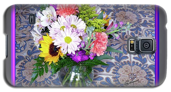 Flower Bouquet  Galaxy S5 Case
