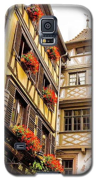 Flower Boxes Strasbourg Galaxy S5 Case