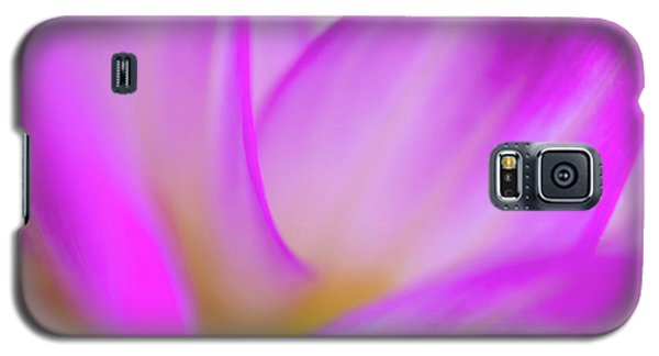 Flower Close Up Galaxy S5 Case