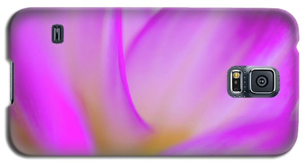 Flower Close Up Galaxy S5 Case