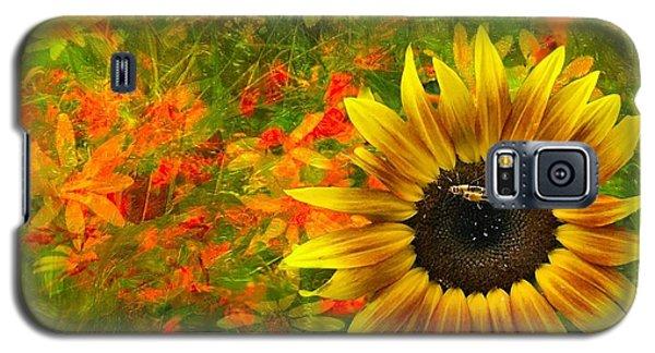 Flower Explosion Galaxy S5 Case