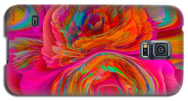 Magnolia Galaxy S5 Case - Flowers Of My Dreams 3 by Elena Gantchikova