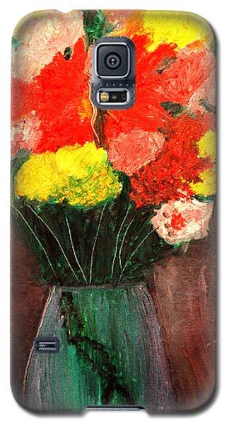 Flowers Still Life Galaxy S5 Case